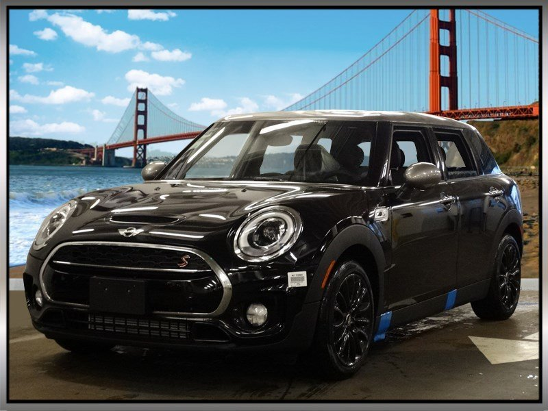 New 2017 MINI Cooper S Clubman