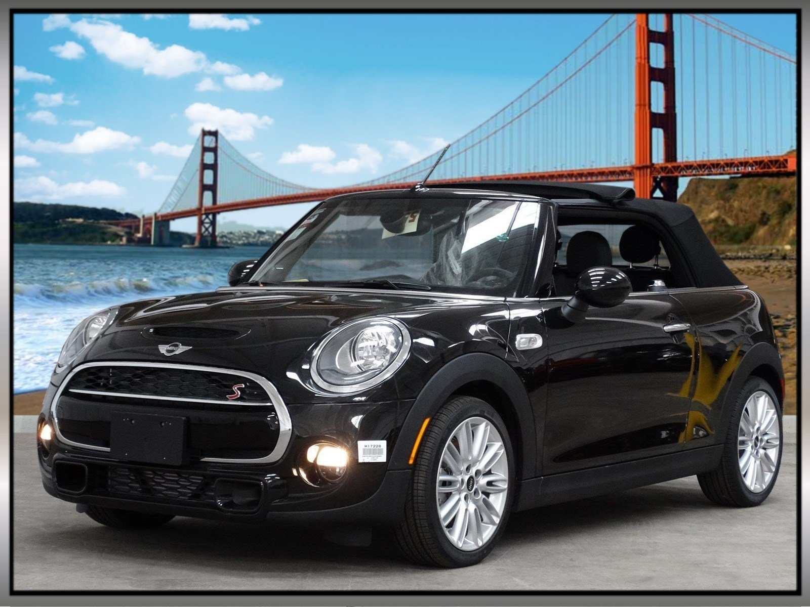New 2017 MINI Cooper S Convertible