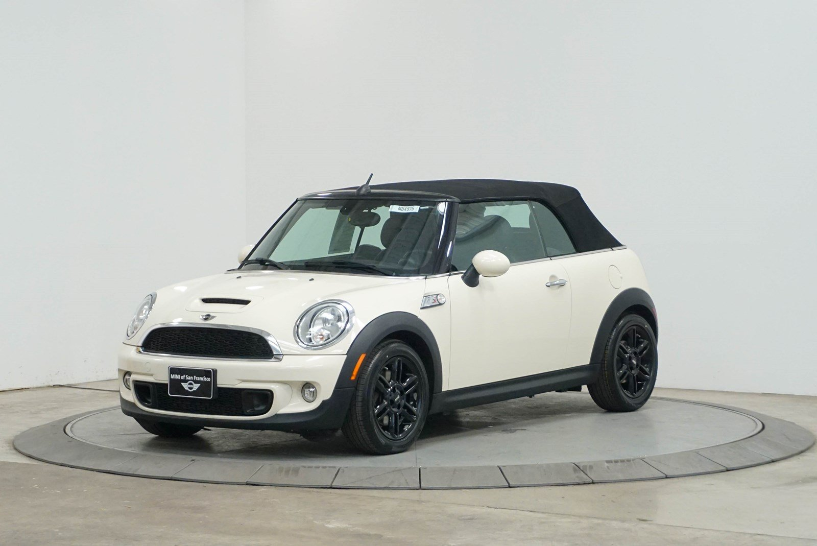 Pre-Owned 2015 MINI Convertible Cooper S